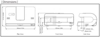 YU-V-320 家庭用吸嘴式真空包裝機