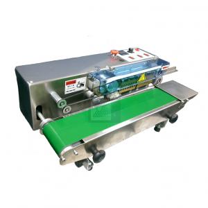 桌上/立地型不鏽鋼連續封口機