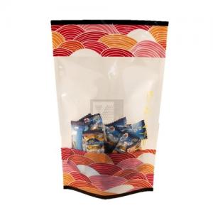 YU-604自然の香六兩夾鏈立袋