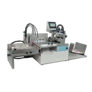 自動送料連續印字機