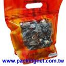 FJ-603P 鑽石手提夾鏈立袋