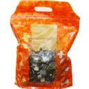 FJ-805 桔色陽光手提夾鏈立袋